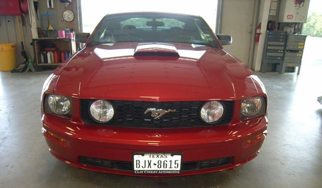 Phils Collision Mustang